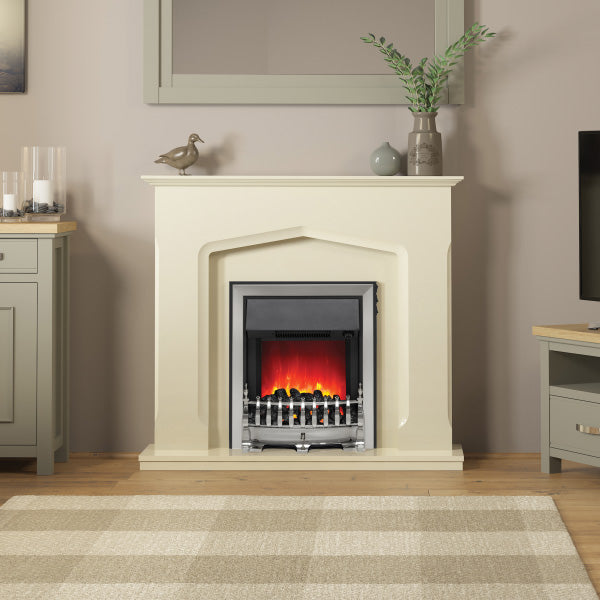 Be Modern Bramwell electric fire suite