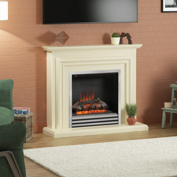 Be Modern Carina electric fire suite