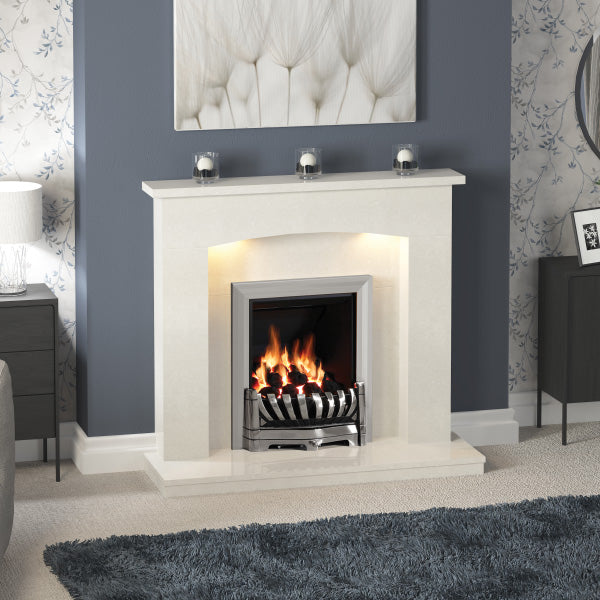 Be Modern Isabelle fireplace surround