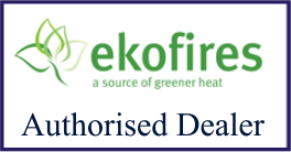 Ekofires Authorised Dealer Badge