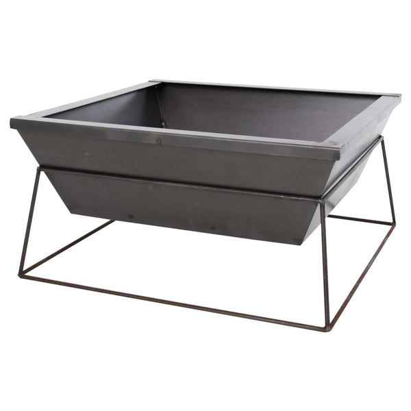 RedFire Reso Firepit In Grey Steel | SKU: 433447 | UPC: 8719956292729