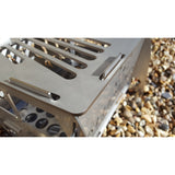 6 Elements Bootes Portable Stainless Steel Flat Pack Barbeque | SKU: BO-0001 | GTIN: 506061208 0048