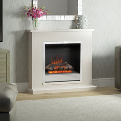 Be Modern Elsham Electric Fire Suite