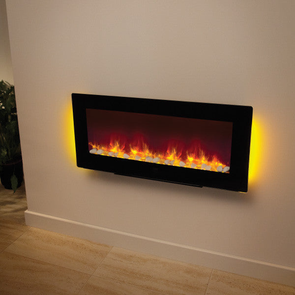 Be Modern Amari wall mounted electric fire