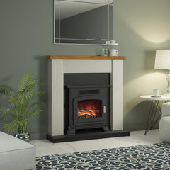 Be Modern Ravensdale Electric Stove Suite