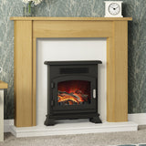 Be Modern Hainsworth Fire Surround UK
