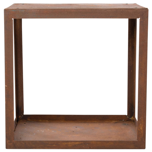 RedFire Hodr Rust Steel Firewood Storage Rack | SKU: 420303 | UPC: 8718801857441