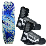 RAVE Freestyle Wakeboard w-Striker Boots [02392]