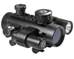 Barska 30Mm Electro Sight With Flashlight AC11398