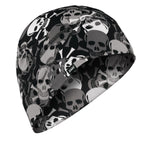 ZanHeadgear Sportflex Beanie All over Skull