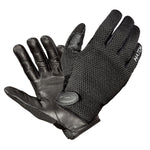 Hatch CoolTac Warm Weather Police Gloves Black Large
