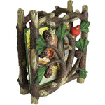 Rivers Edge Pinecone Magazine Rack