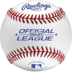 Rawlings Official League Competition Grade Baseball-Dozen