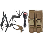Gerber Individual Deployment ID Kit Coyote Brown