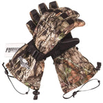 Flambeau Heated Synthetic Palm Gloves Camo - XL