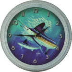 Rivers Edge Guy Harvey 25in XL Marlin Clock