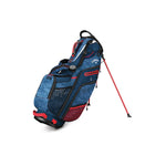 Callaway Fusion 14 Golf Stand Bag Navy Camo/Red