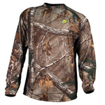 Scent Blocker 8th Layer Long Sleeve Shirt Realtree Xtra-3XL
