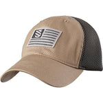 Blackhawk Foam Mesh Back Fitted Cap Stone /Slate M/L