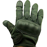 Hatch Operator Hard Knuckle Gloves Foliage Green 2XL