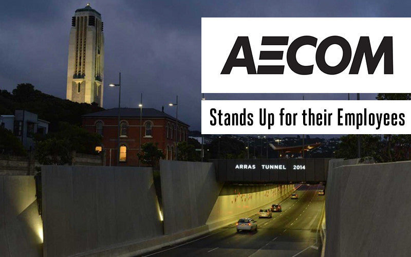 AECOM Stands Up for their Employees Health