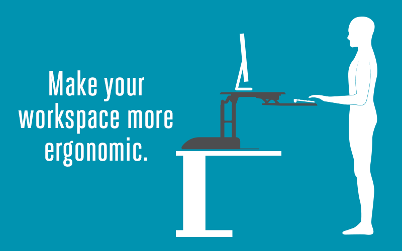 7 Steps to Make your Workspace More Ergonomic