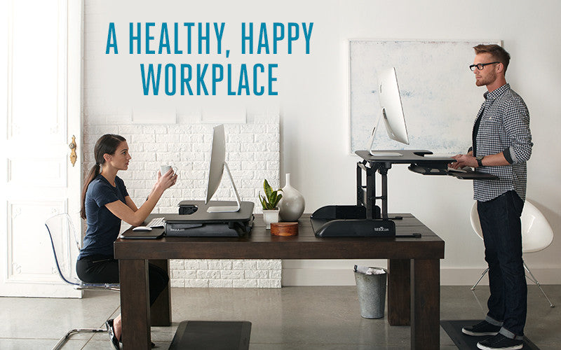 Healthier Happier Work Lifestyle!