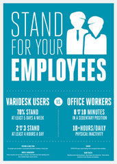 Stand up for your employees with VARIDESK NZ