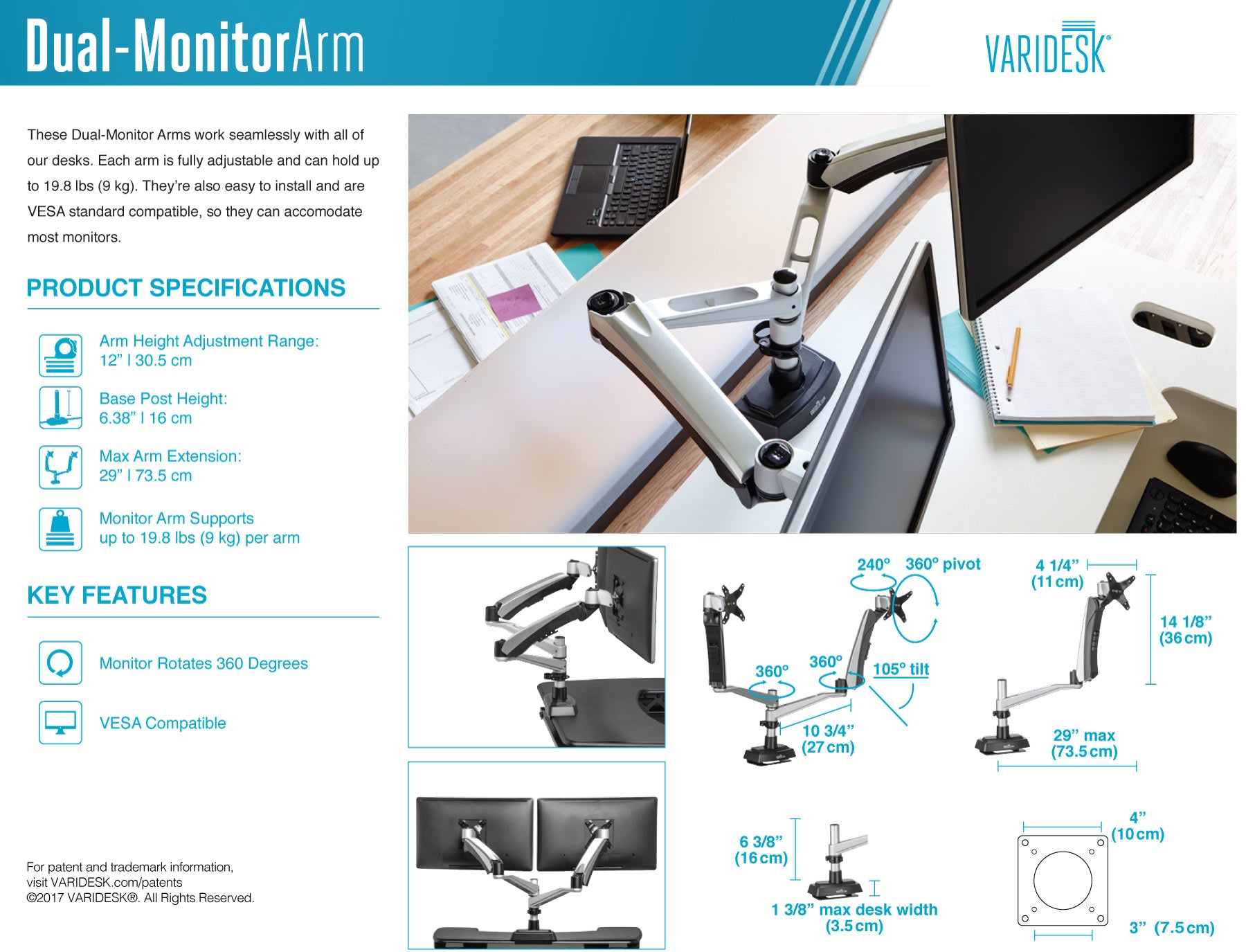 varidesk-dual-monitor-arm