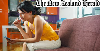 NZ Herald on sitting dangers for women increased risk of cancer