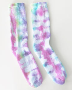 Pastel Rainbow Socks - Pack Of 4