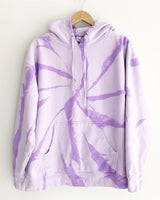 Lilac And Purple Spiral Hoodie
