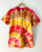 Sunset Tie Dye T Shirt