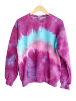 Cosmic Splash Tie Dye Sweatshirt