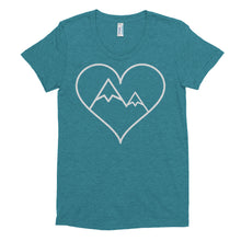 Load image into Gallery viewer, Mountain Heart Women's Crew Neck T-shirt