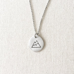 Mountain Lover Necklace