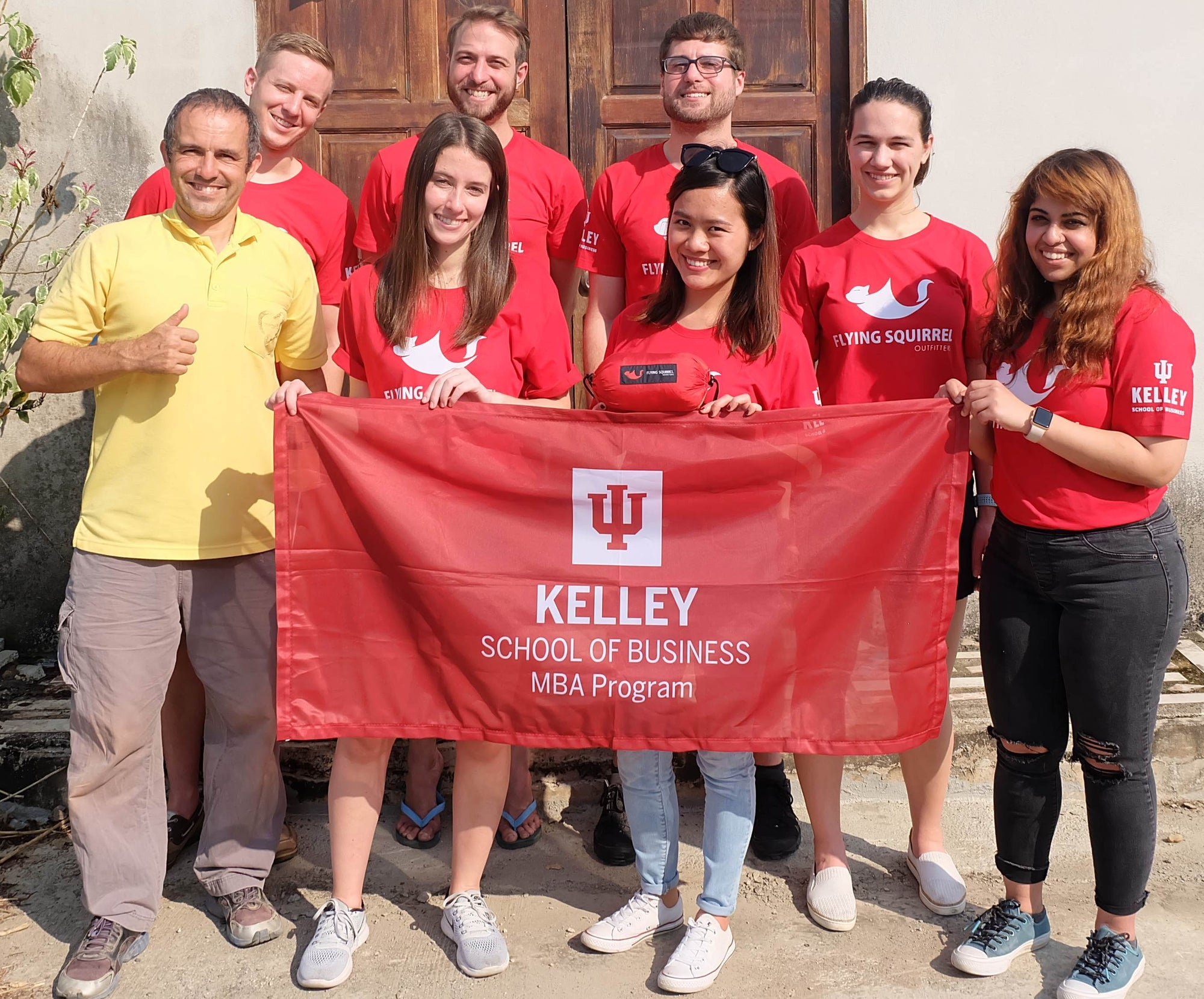 Indiana University Partners with FSO in Thailand