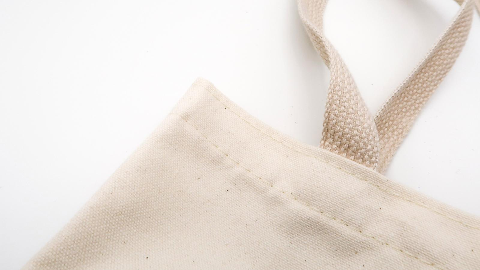 Cotton tote bags are NOT eco-friendly?