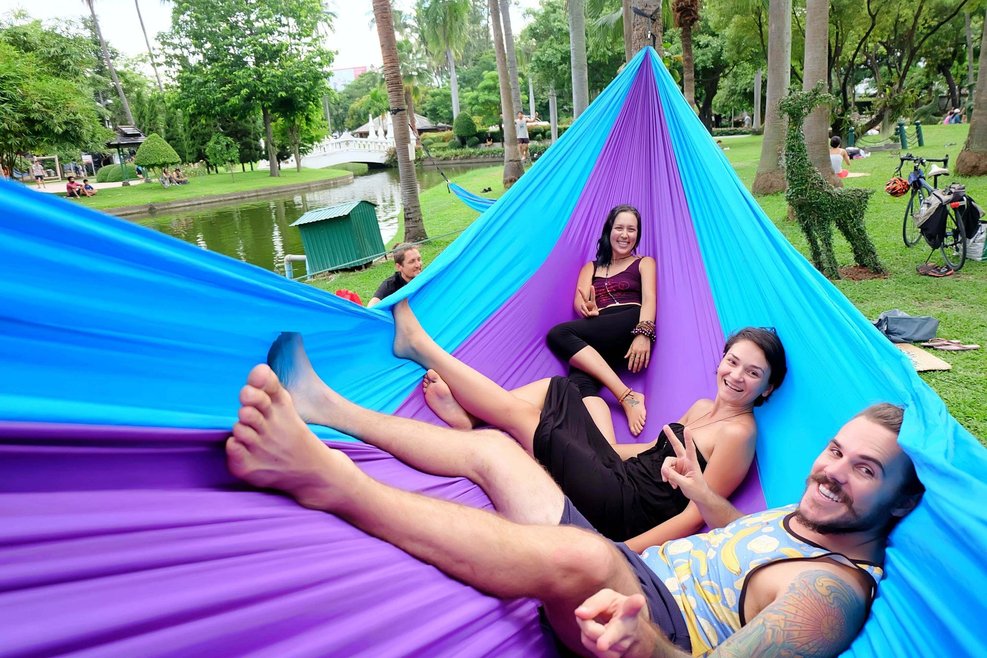 (21ft) BaseCamp Hammocks™