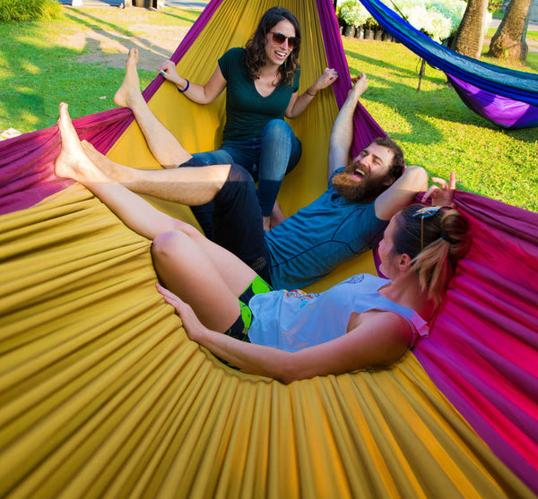 "35% Off ""21ft"" Party Hammock"