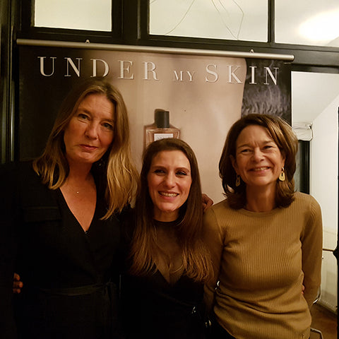 Francesca Bianchi Under My Skin launch
