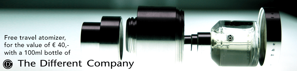 The Different Company - header - Annindriya Perfume Lounge