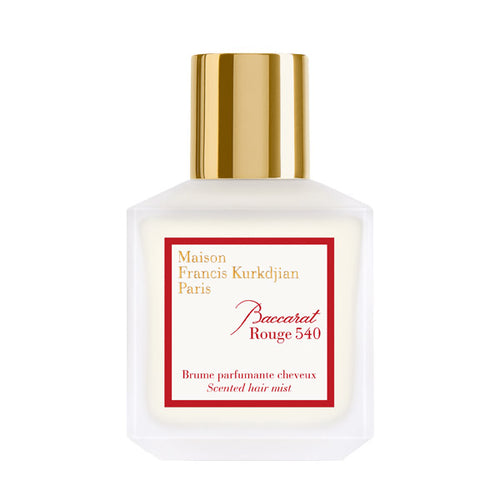 Baccarat Rouge 540 scented hairmist