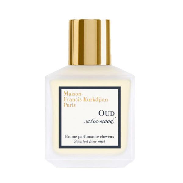 OUD satin mood scented hair mist