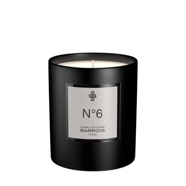 No6 scented candle