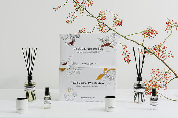 Gift set home Courage des Bois