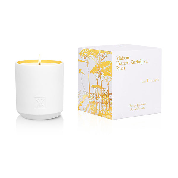 Les Tamaris scented candle