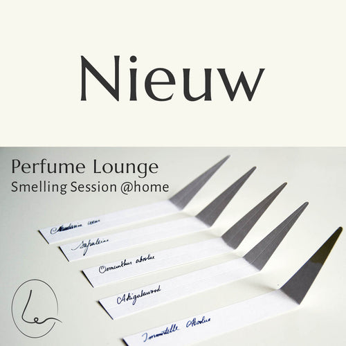 18 november Smelling Session @home - Nieuwste parfums (geweest)