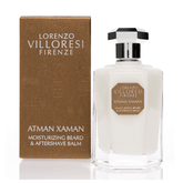 Atman Xaman - beard & aftershave balm-aftershave-Lorenzo Villoresi-100ml-Perfume Lounge