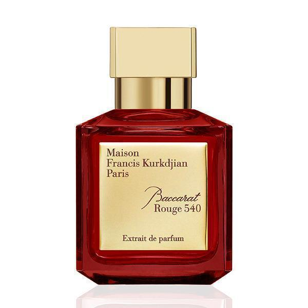 Baccarat Rouge 540 - extrait - sample